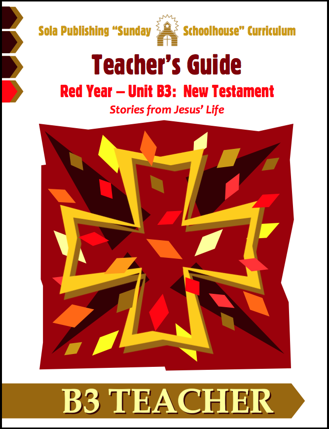 B3 Teacher's Guide: Print Version S-B325