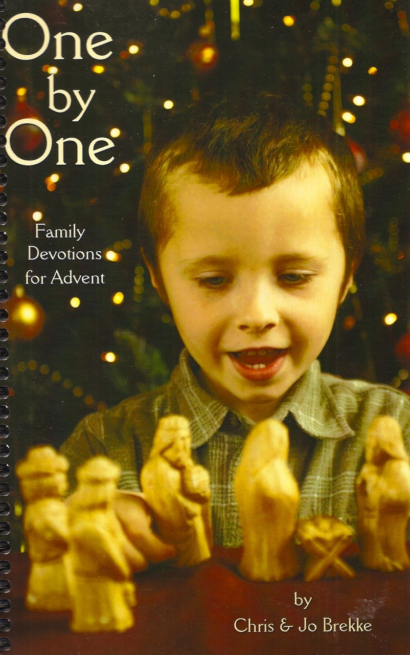 One by One: Family Devotions for Advent D-B130