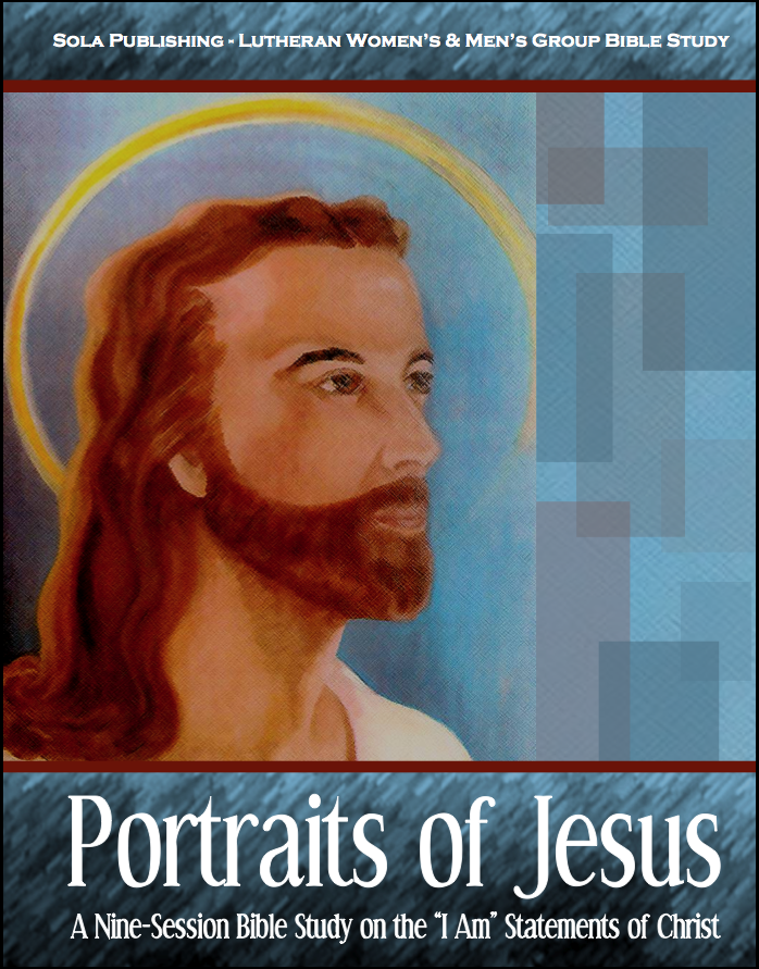 Portraits of Jesus - Participant W-1010