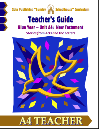 A4 Teacher's Guide: Printed Version
