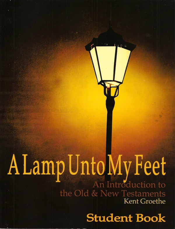 A Lamp Unto My Feet - Participant C-6010