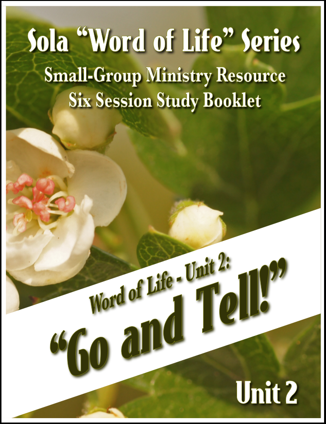 Go and Tell!: Word of Life Series (Unit 2) G-120