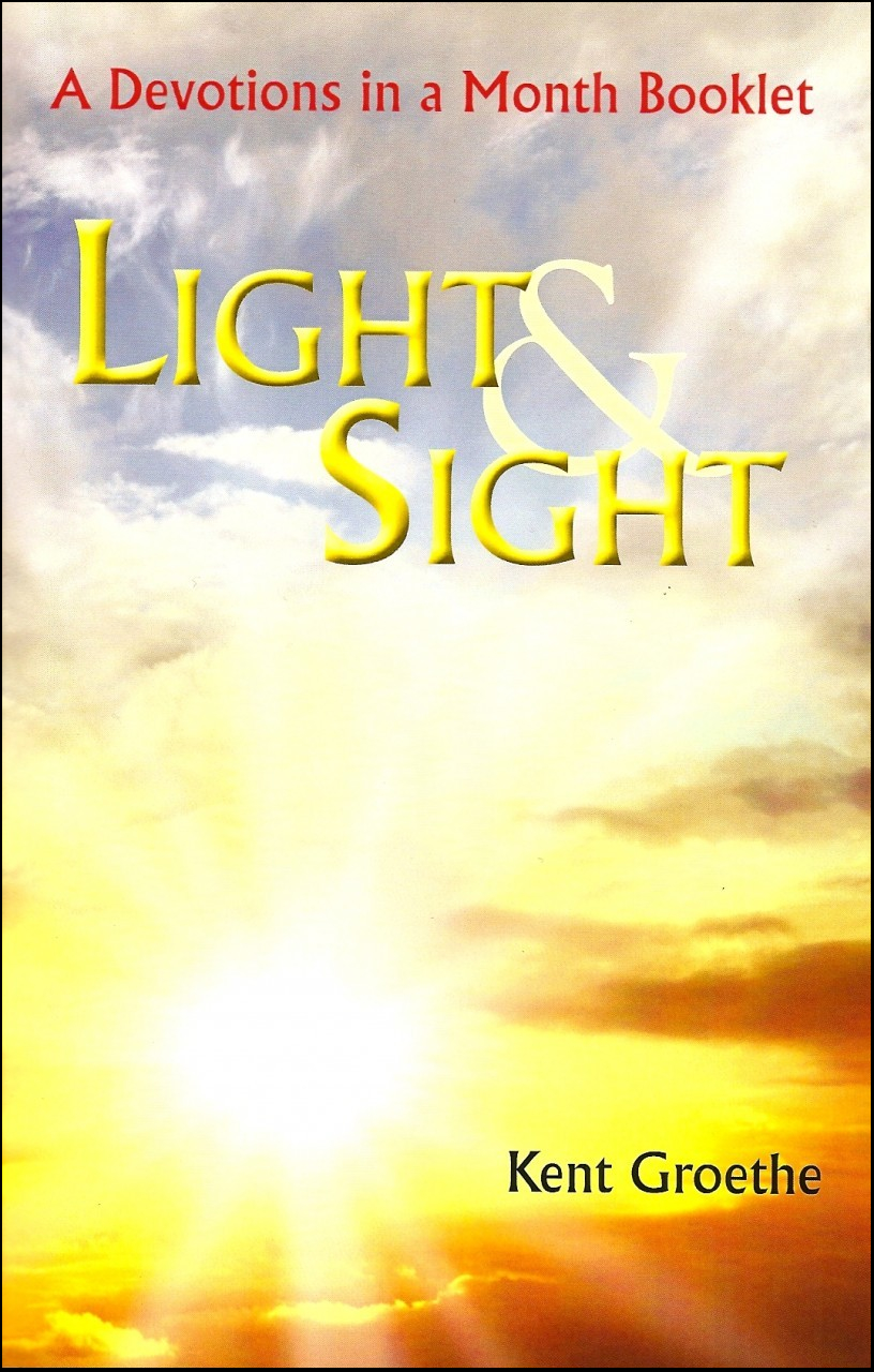 Light & Sight (Devotions Booklet) D-G100