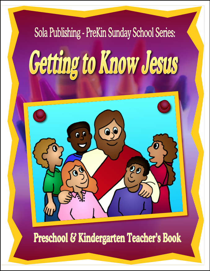 PreKin: Getting to Know Jesus S-P025