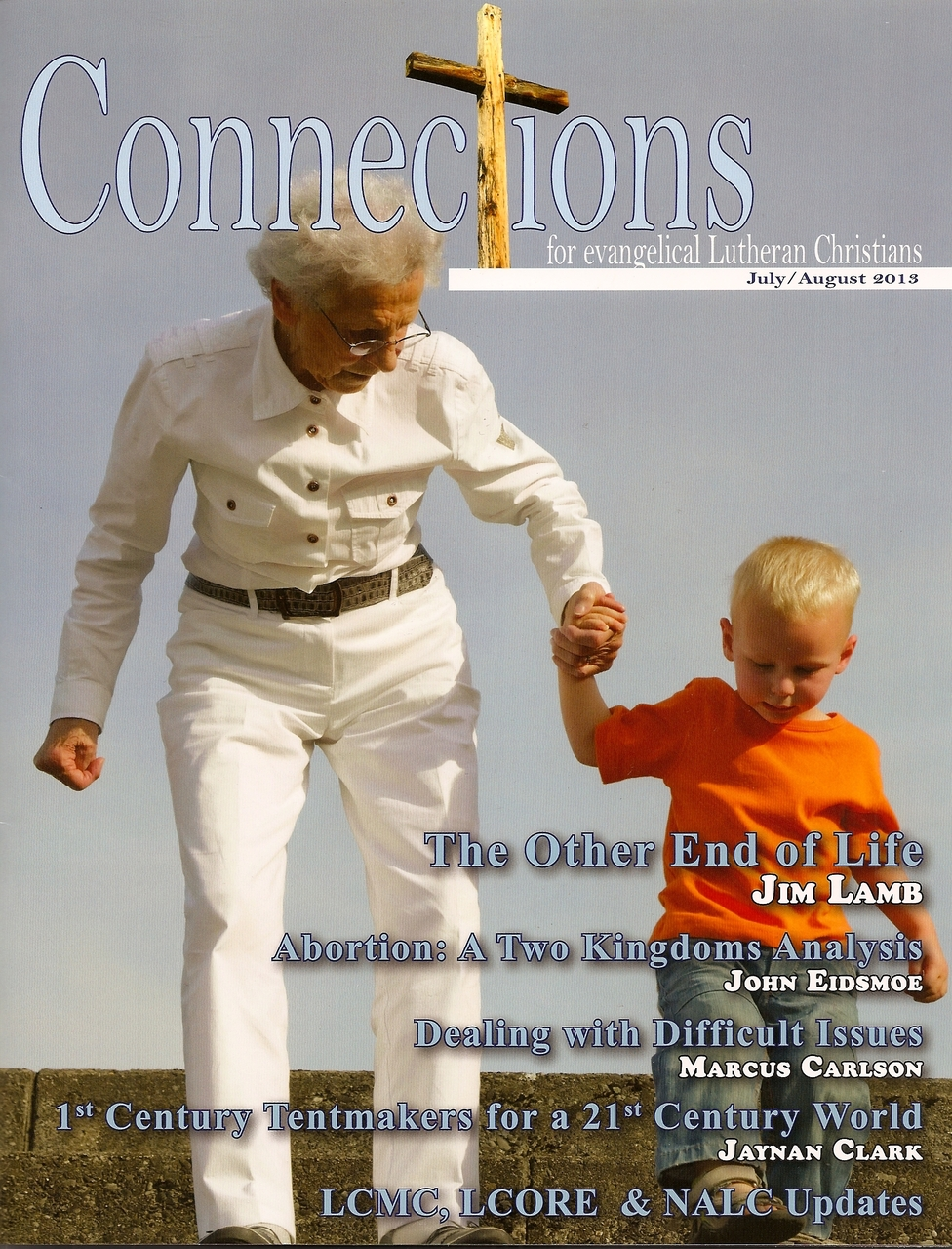 Connections Back Issue July/August '13 P-B134