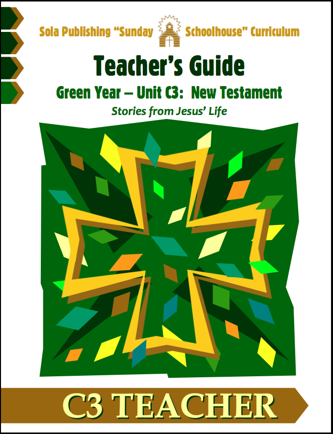 C3 Teacher's Guide: Print Version S-C325