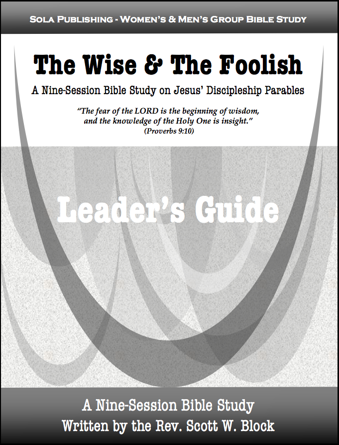 The Wise & The Foolish - Leader W-1115