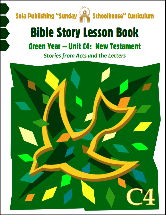 C4 Lesson Book: Print Version
