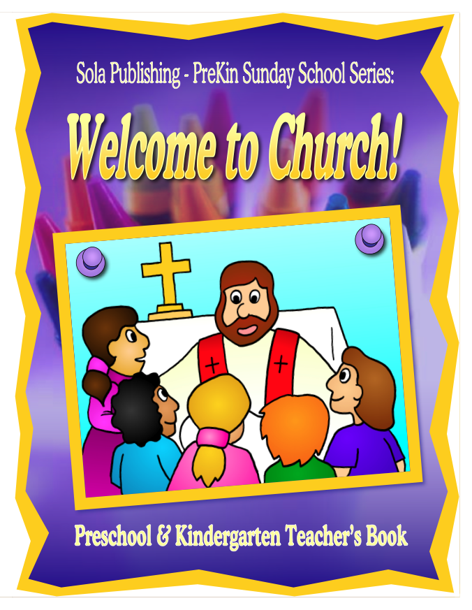 PreKin: Welcome to Church S-P015