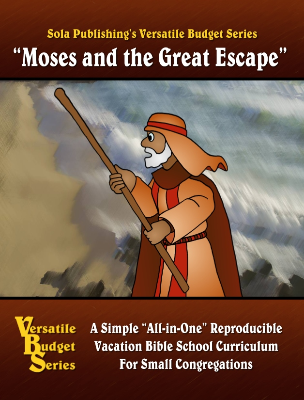 Moses and the Great Escape V-1410