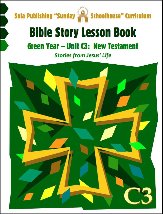 C3 Lesson Book: Print Version
