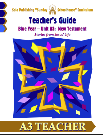 A3 Teacher's Guide: Print Version