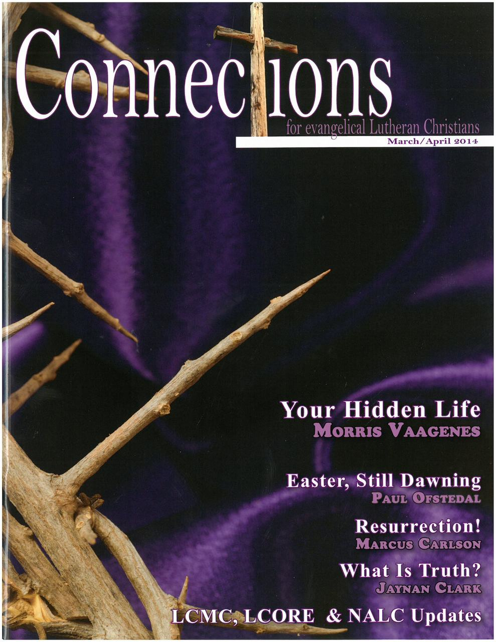 Connections Back Issue March/April '14 P-D142