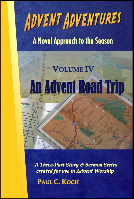 Advent Adventures Volume IV: An Advent Road Trip D-A304