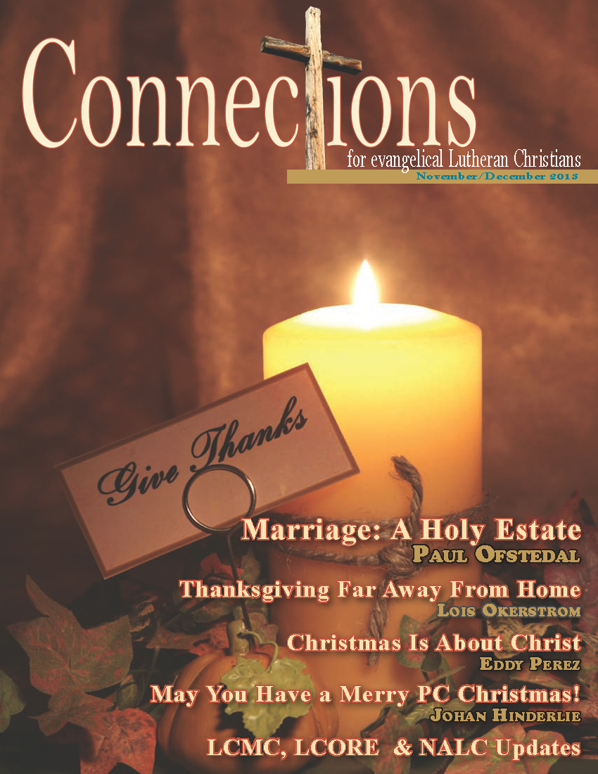 Connections Back Issue Nov/Dec '13