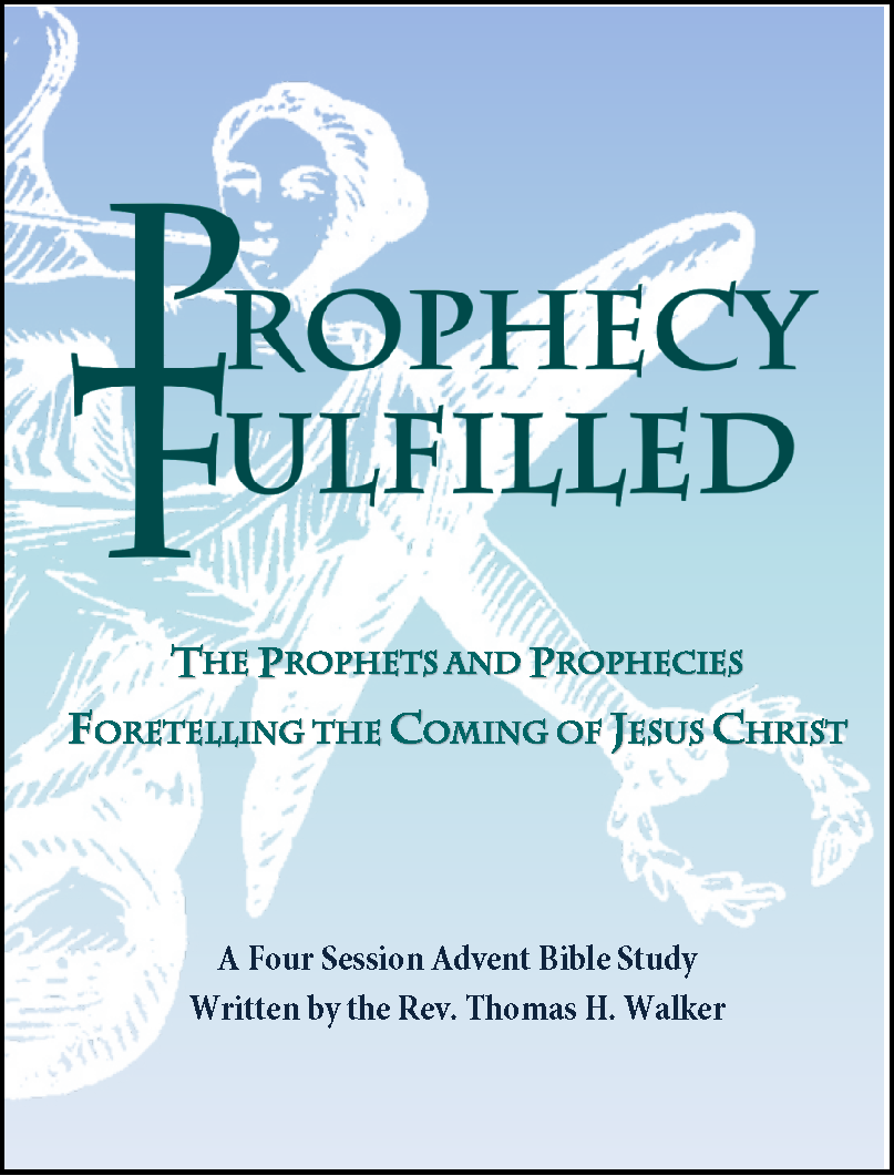 Prophecy Fulfilled - Advent Bible Study A-3020