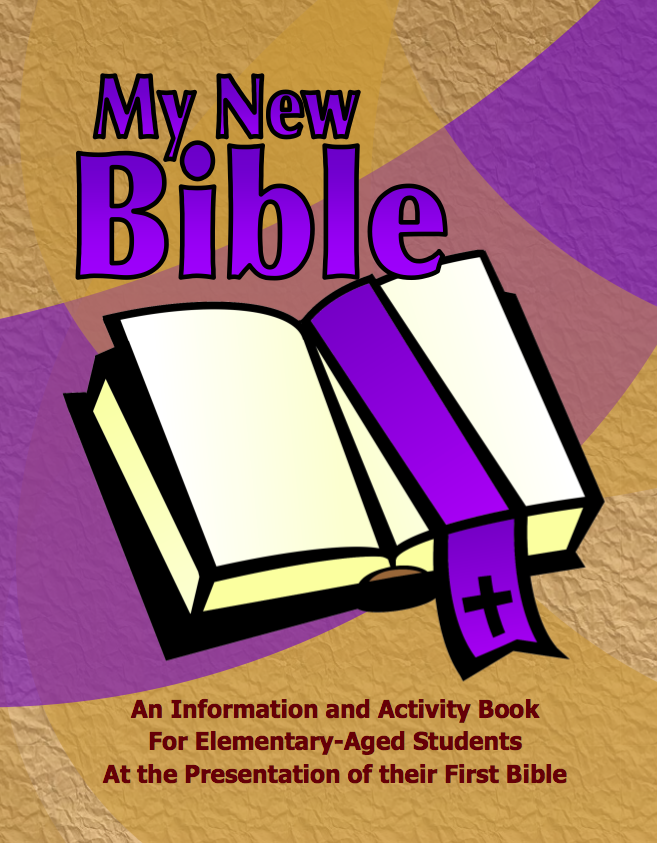 My New Bible: An Information and Activity Book S-3050