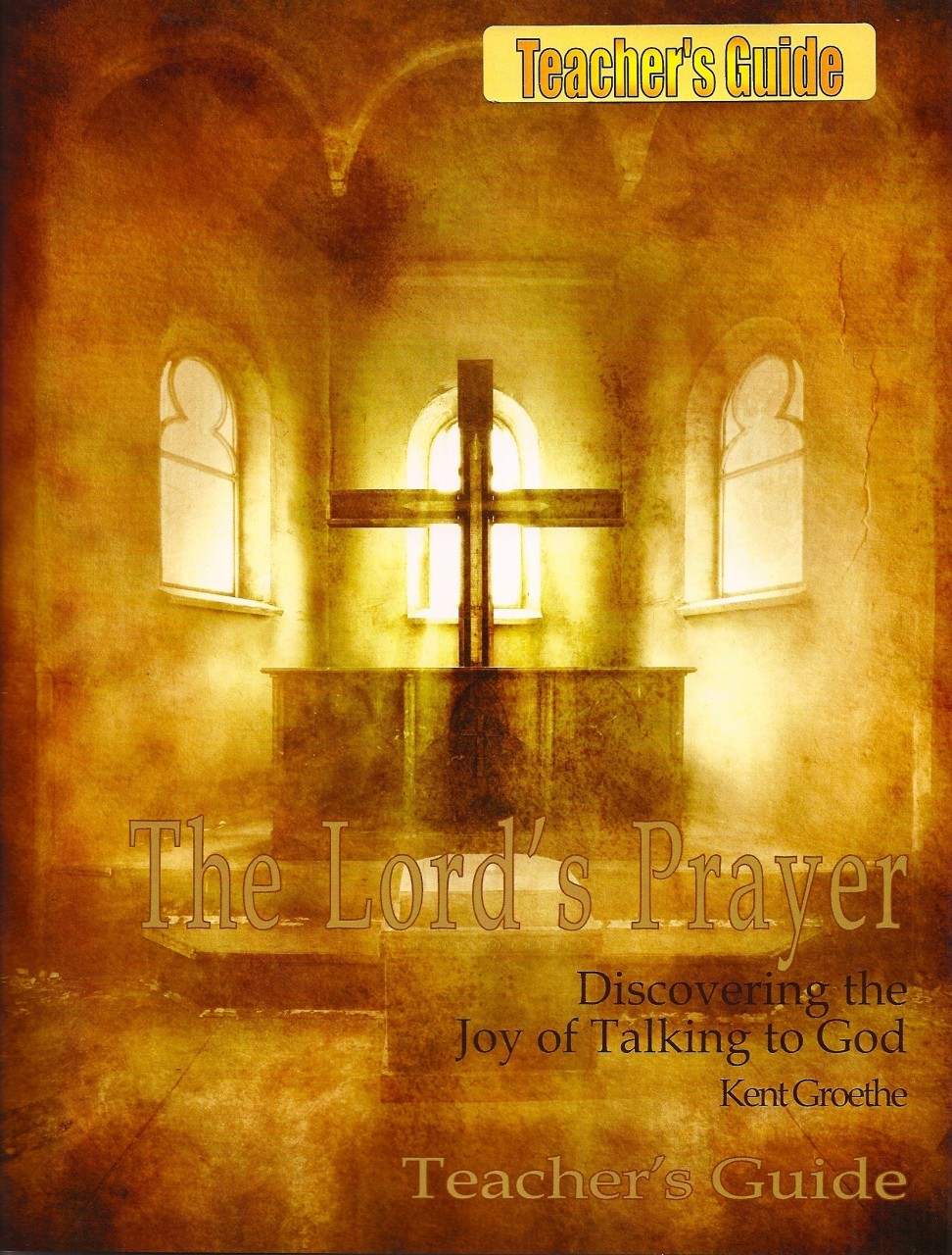The Lord's Prayer (Teacher's Guide) C-6035