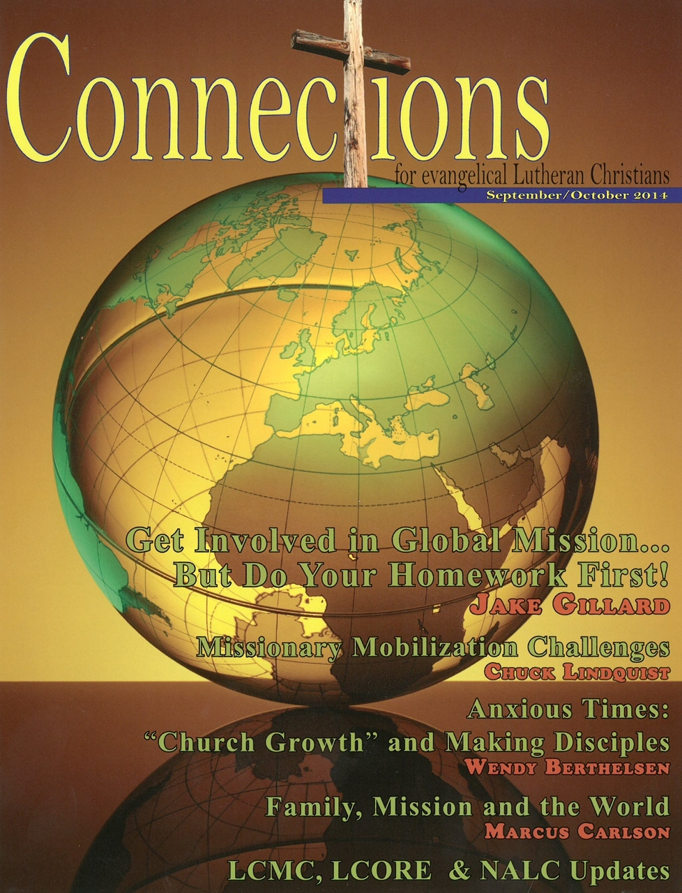 Connections Back Issue Sept/Oct '14 P-B145
