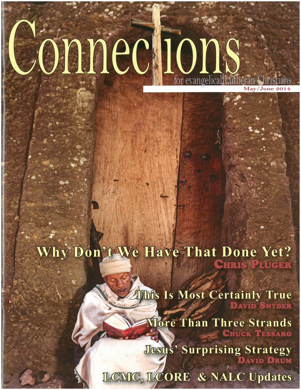 Connections Back Issue May/June '14