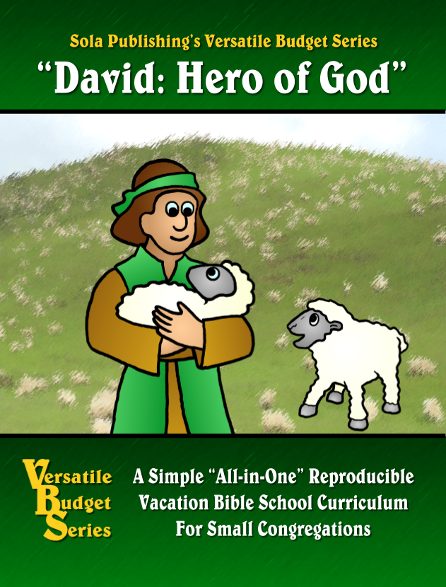 David: Hero of God V-1010