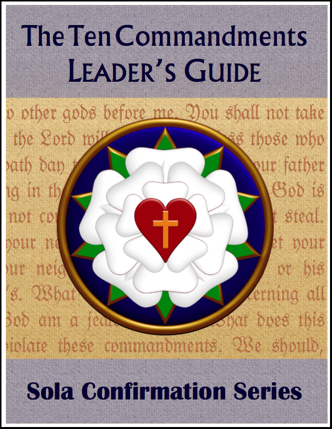 The Ten Commandments (Leader's Guide)