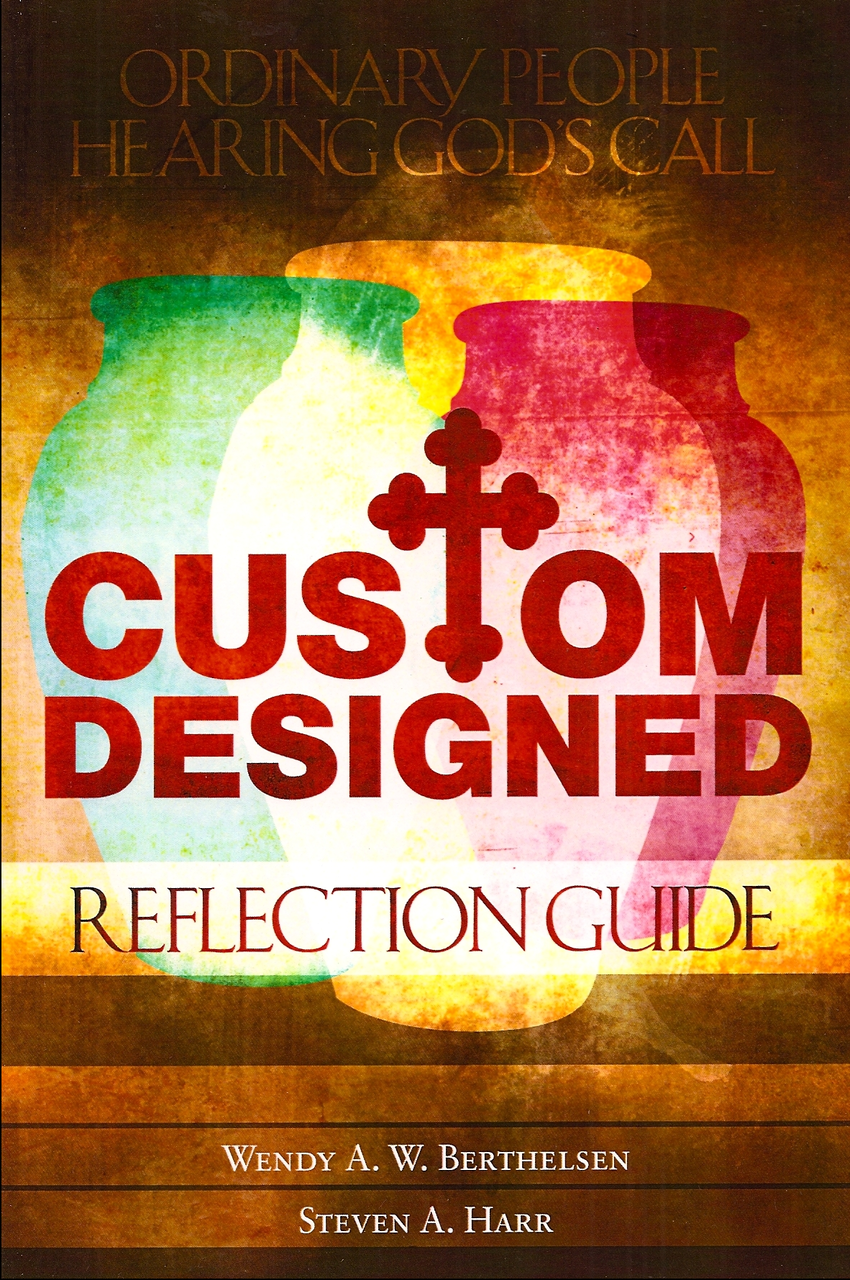 Custom Designed  - Reflection Guide