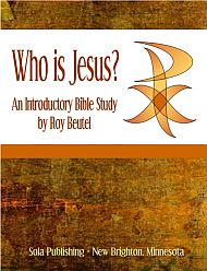 Who Is Jesus? (Participant) A-3010
