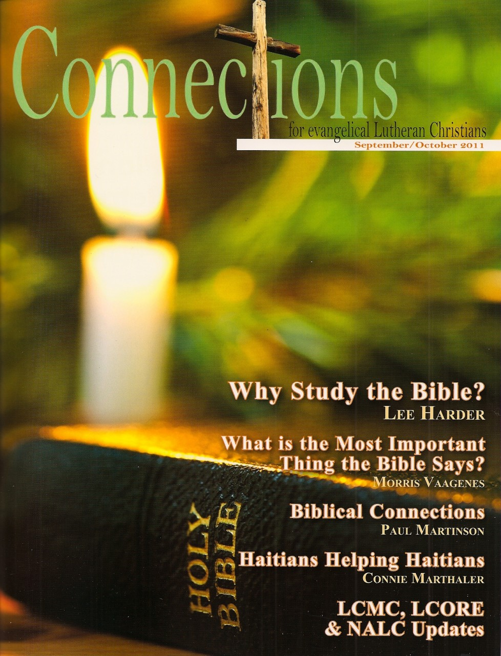 Connections Back Issue Sept/Oct 2011