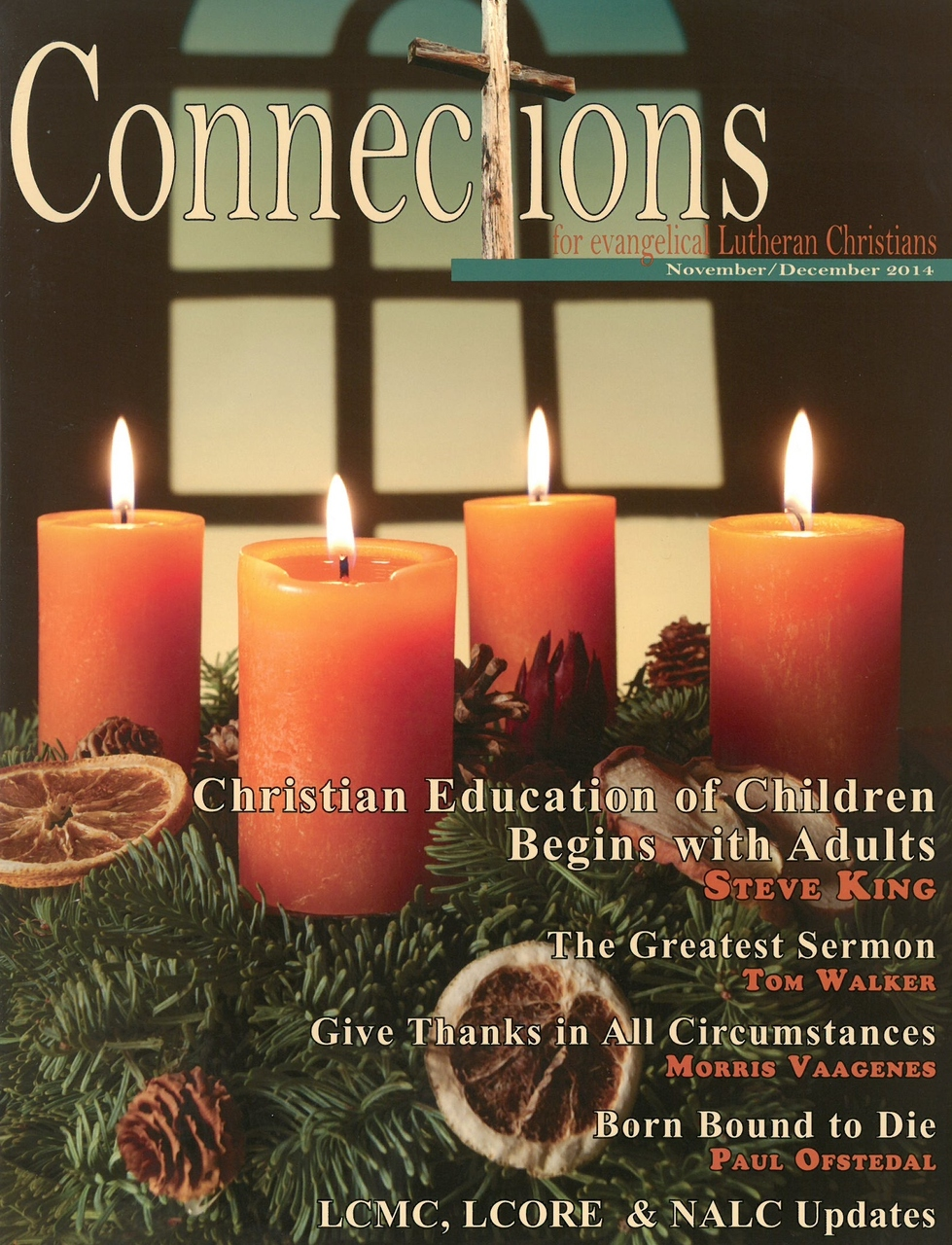 Connections Back Issue Nov/Dec  '14 P-B146