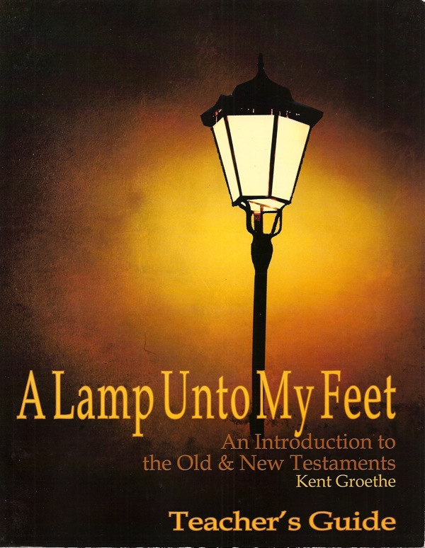 A Lamp Unto My Feet (Teacher's Guide) C-6015