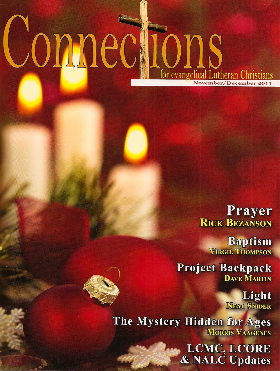 Connections Back Issue Nov/Dec 2011 P-D116