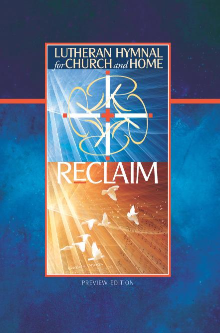 Introductory Edition: ReClaim Hymnal R-1100