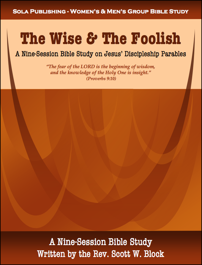 The Wise & The Foolish - Participant W-1110