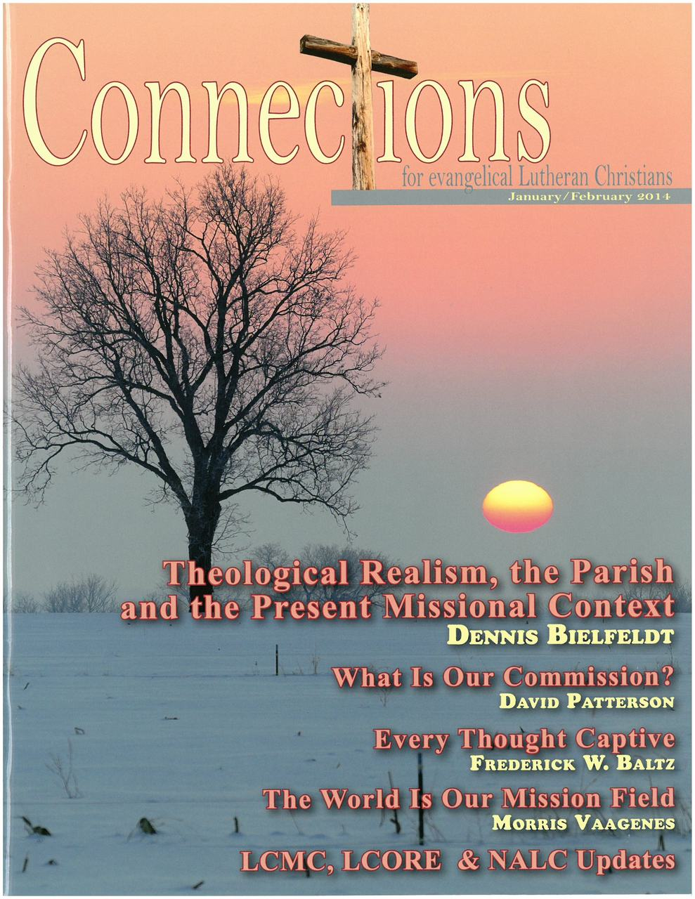 Connections Back Issue Jan/Feb '14 P-B141