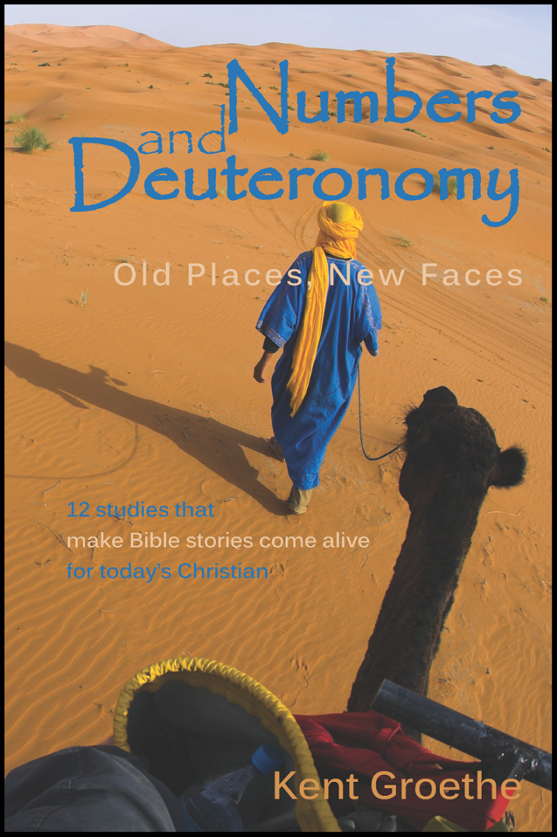 Numbers & Deuteronomy (Old Places, New Faces)
