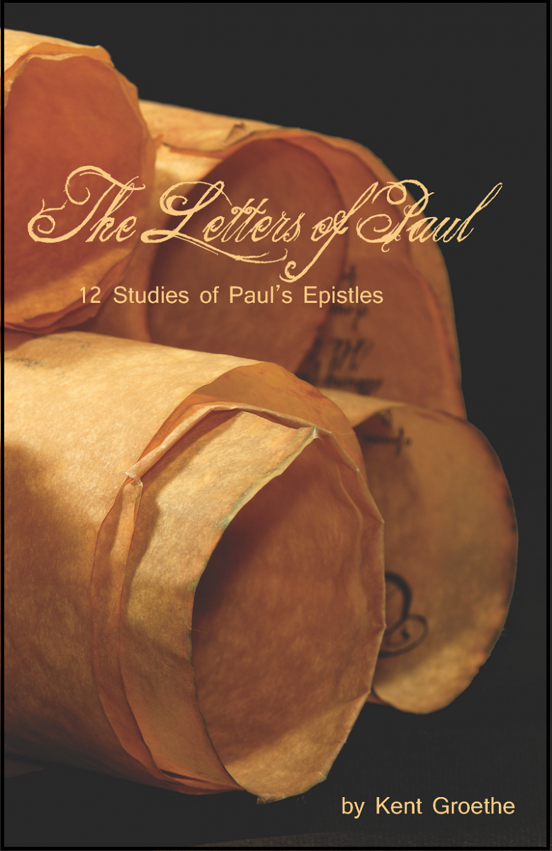 Letters of Paul (Old Places, New Faces)
