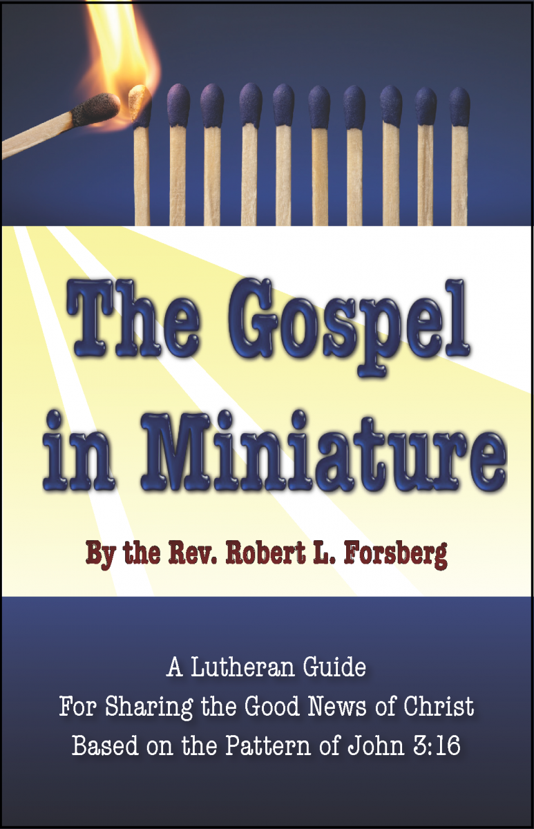 The Gospel in Miniature