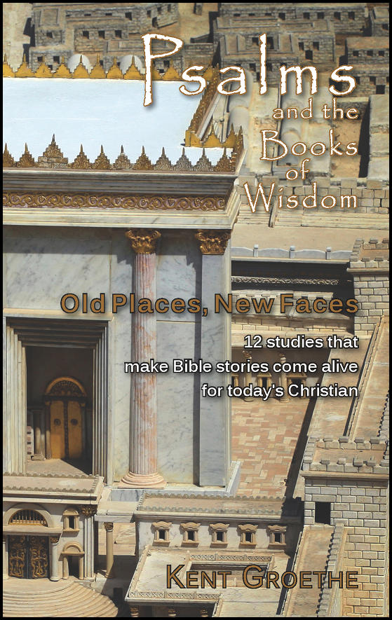 Psalms: Old Places, New Faces