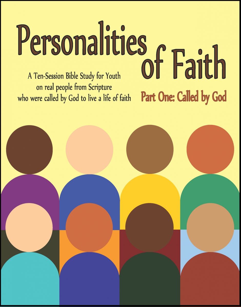 Personalities of Faith - Vol 1 (Youth)