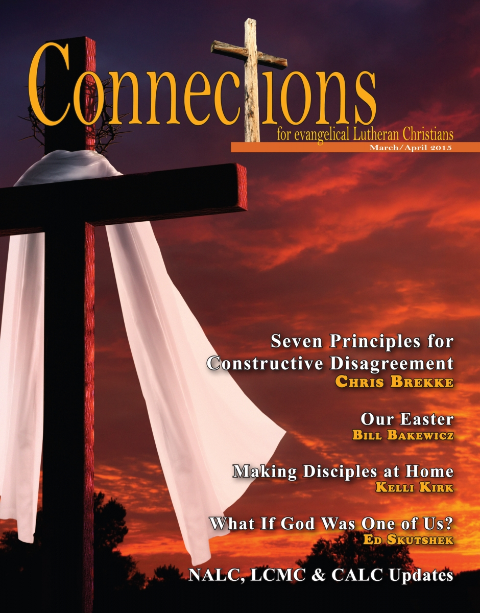 Connections Back Issue March/April '15