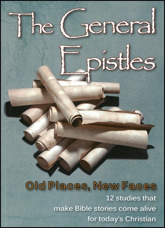 General Epistles Old Places New Faces B G407