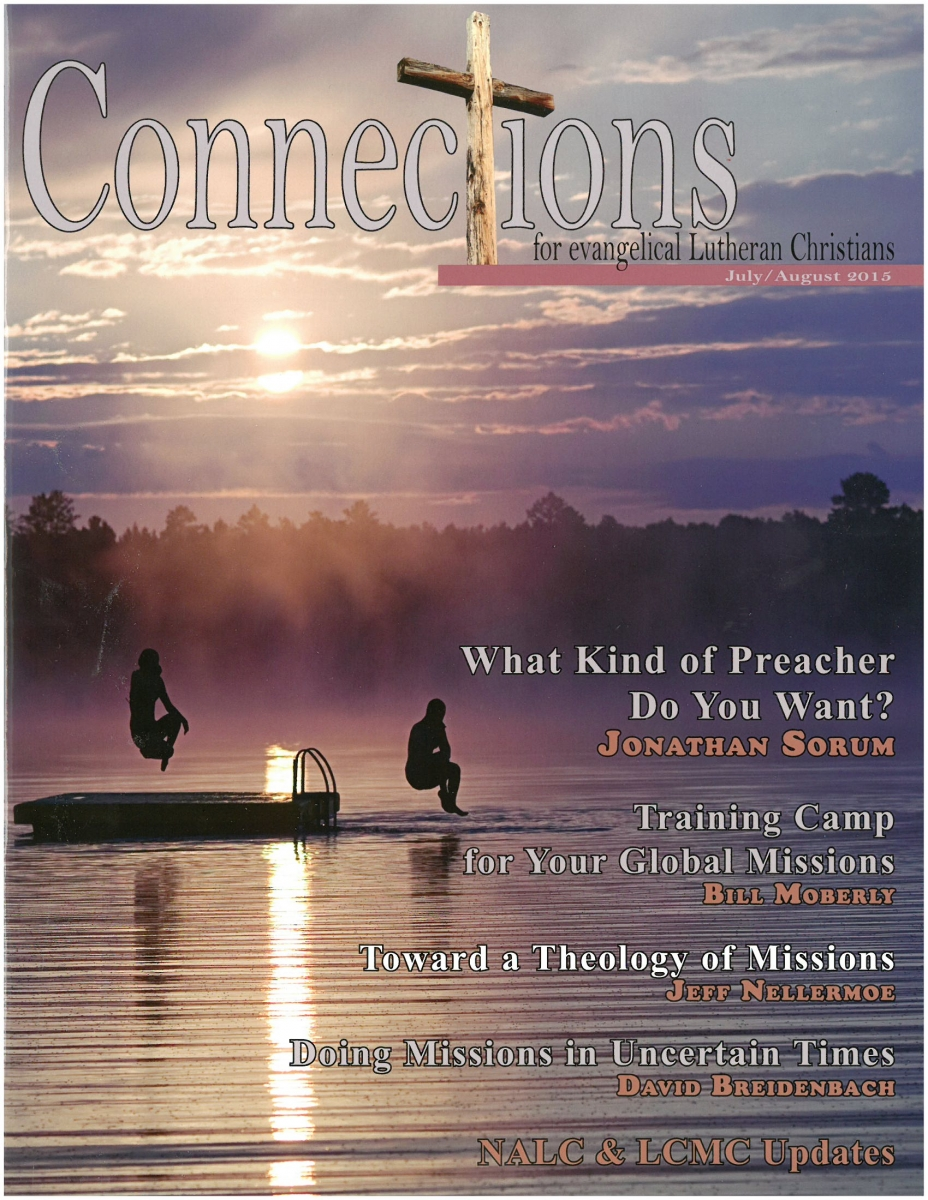 Connections Back Issue July/August '15