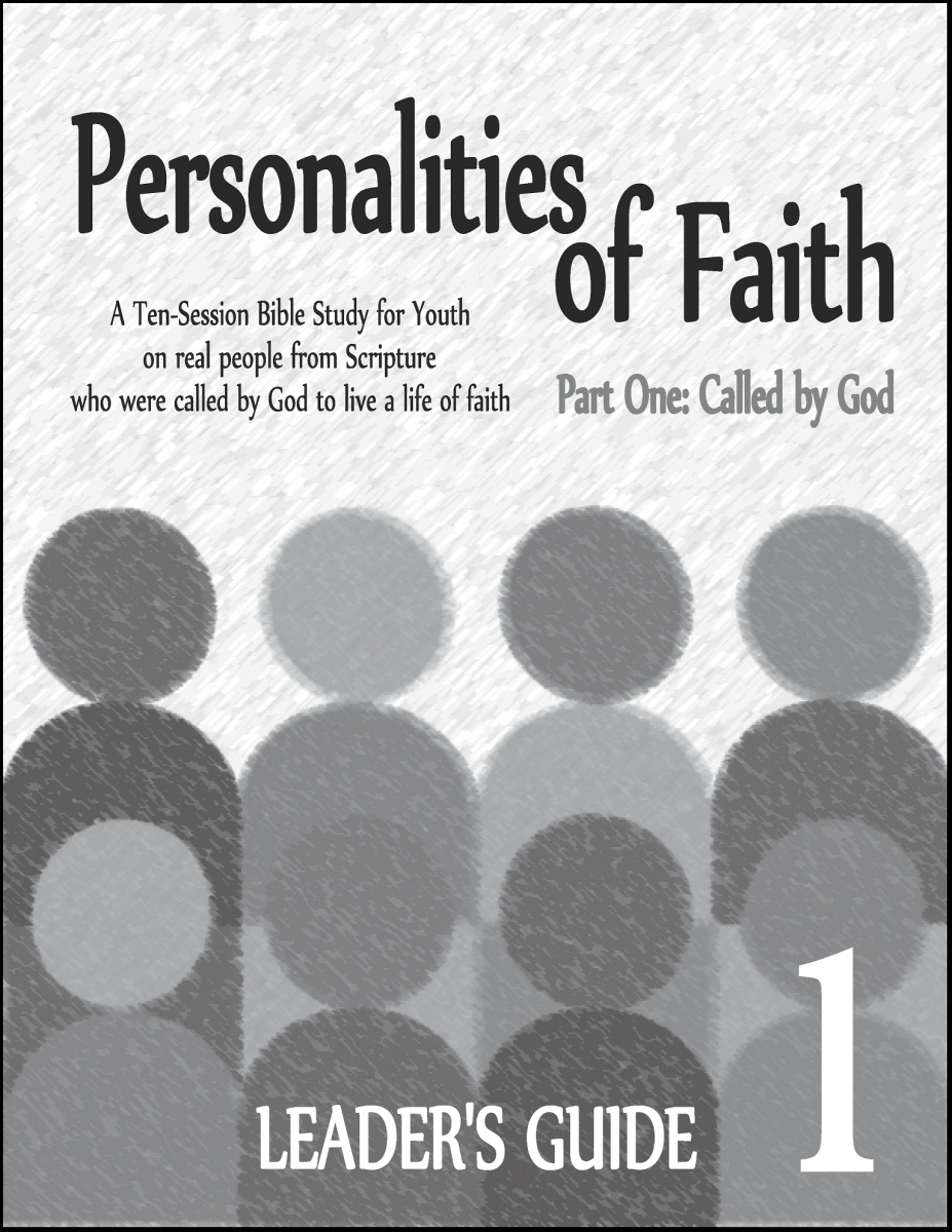 Personalities of Faith - Vol 1 (Leader)