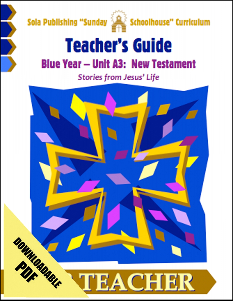 A3 Teacher's Guide: Download Version