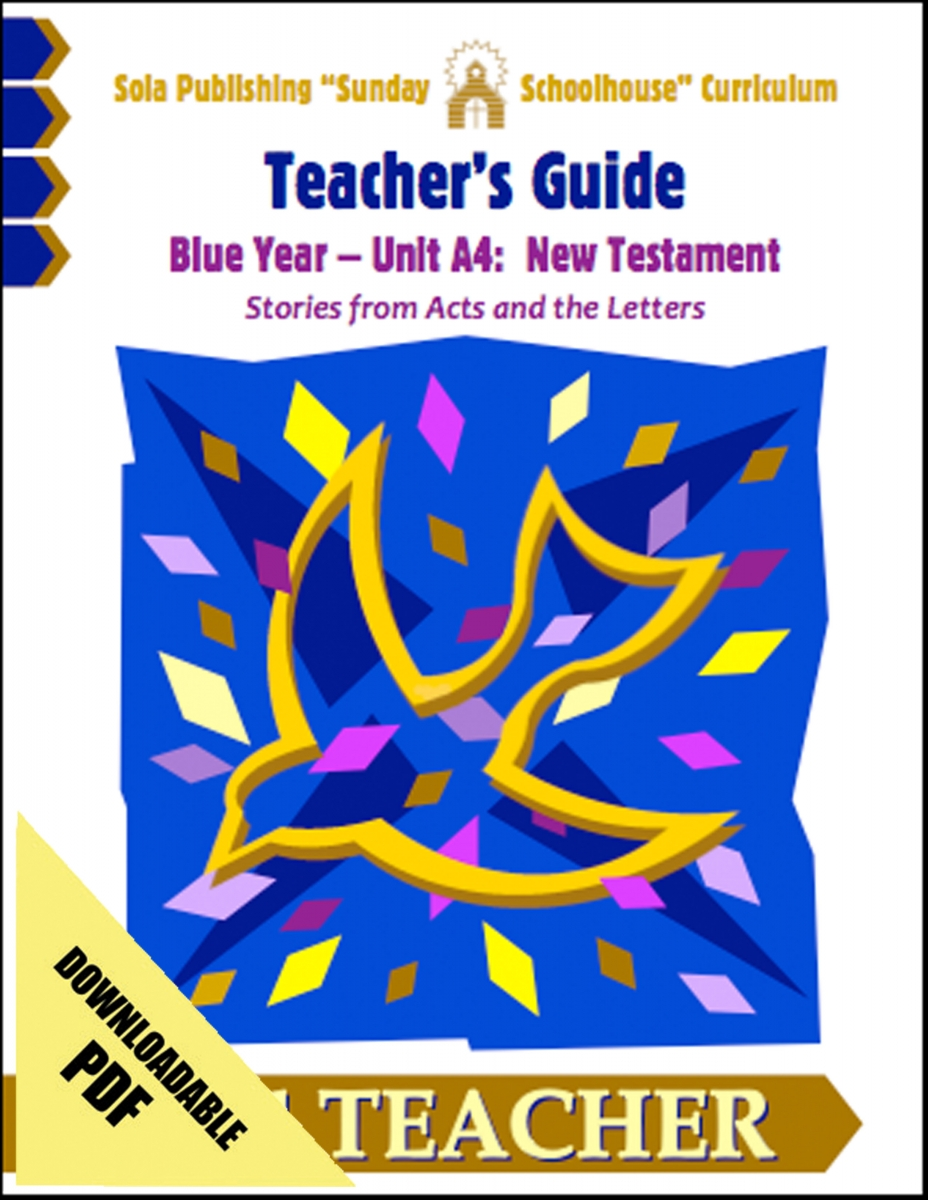 A4 Teacher's Guide: Download Version