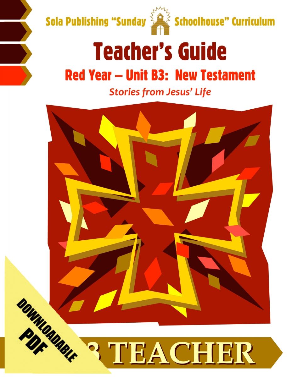 B3 Teacher's Guide: Download Version