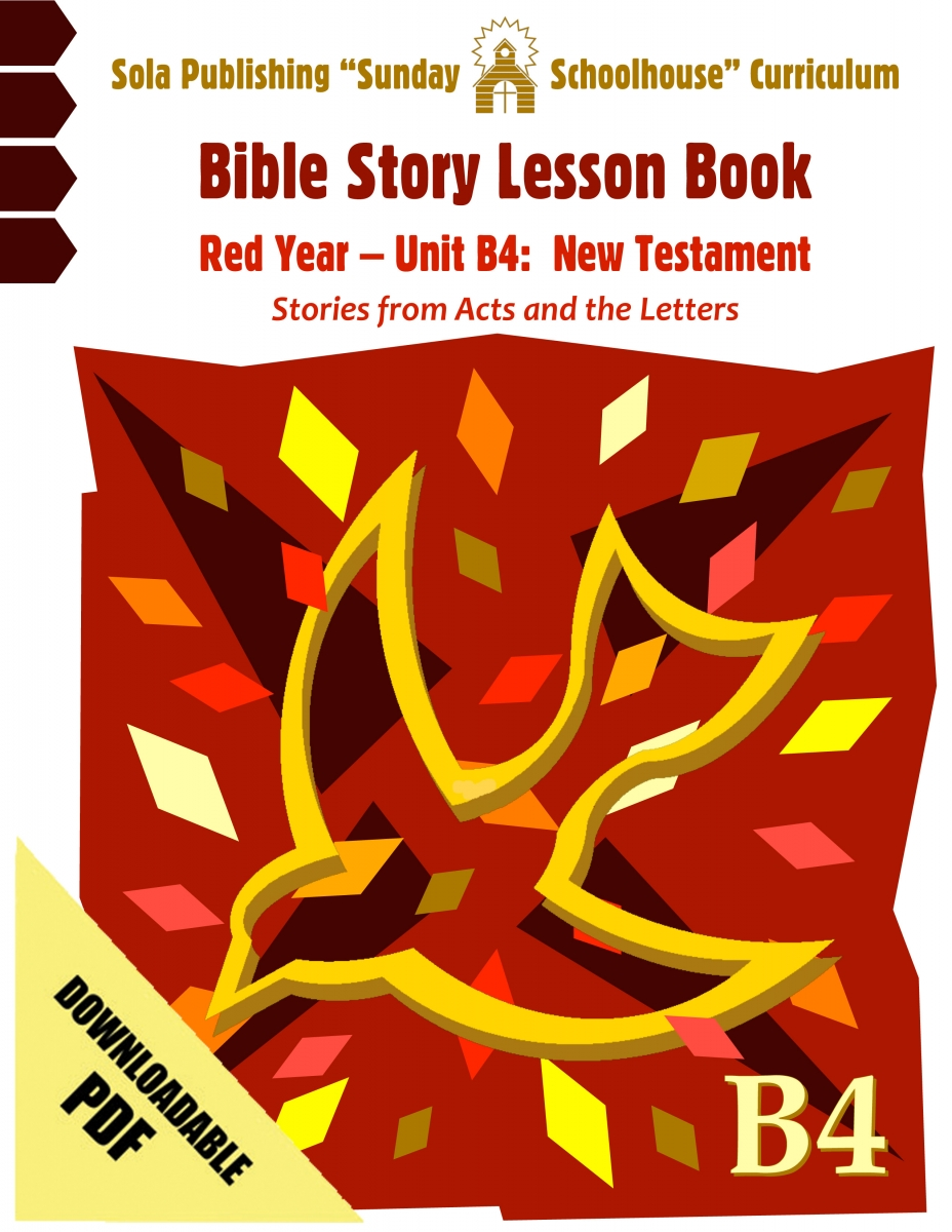 B4 Lesson Book: Download Version