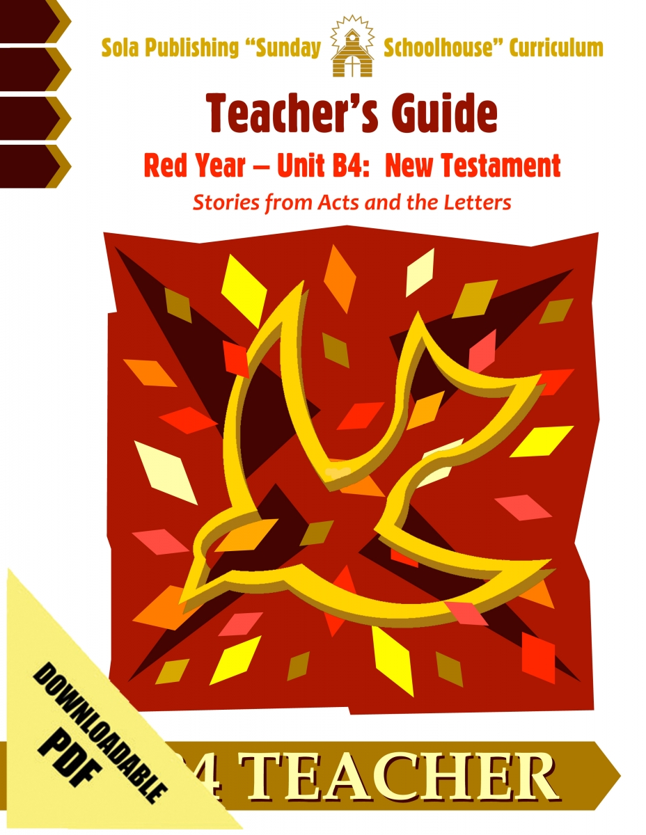 B4 Teacher's Guide: Download Version