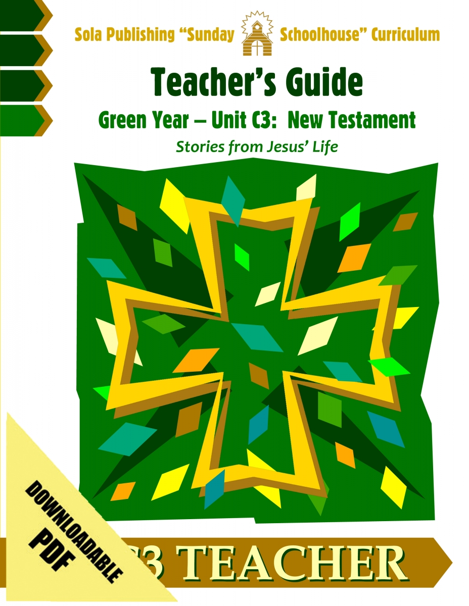 C3 Teacher's Guide: Download Version